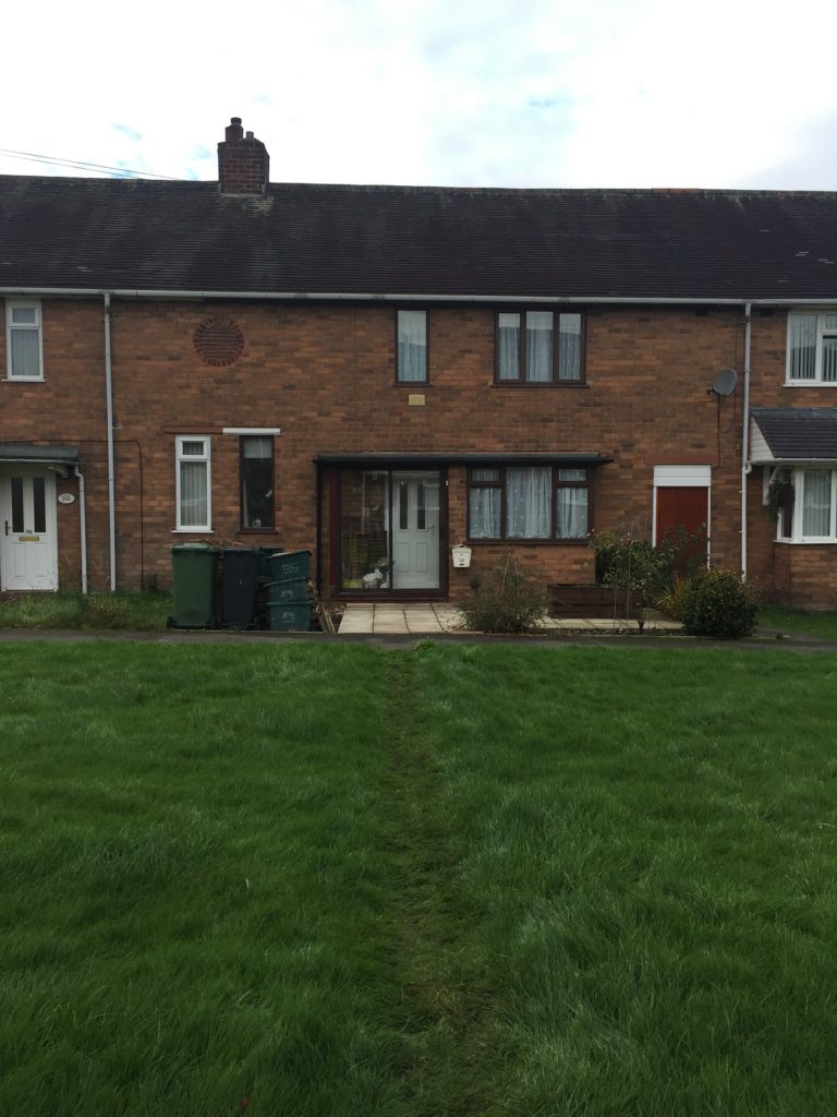 Barns Lane, Rushall, Walsall, WS4 1HF