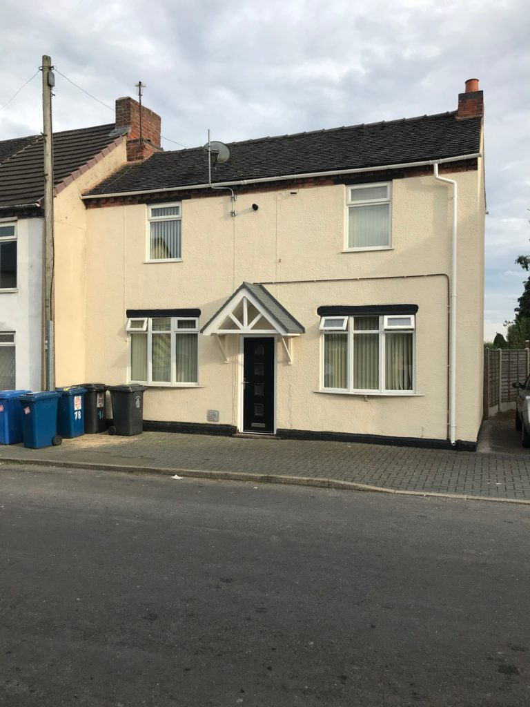 Eastgate street, Chase terrace, Burntwood, WS71jj
