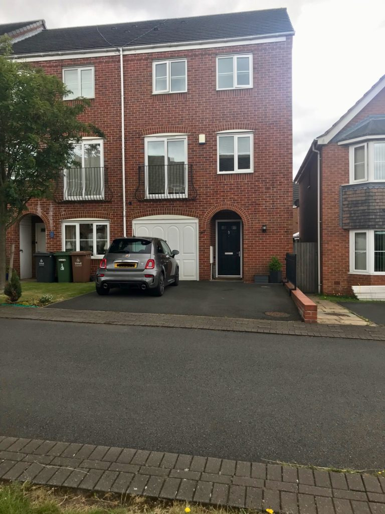 111 windrush close, Pelsall, Walsall, WS34LJ